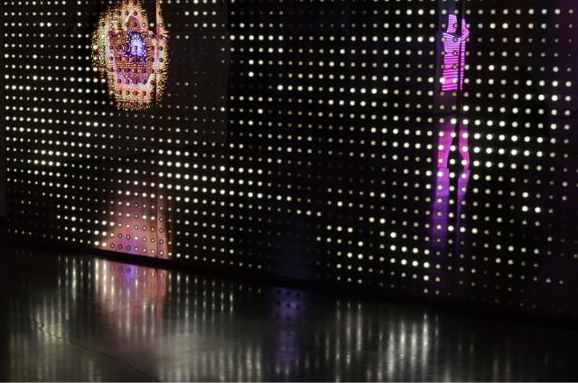 leo villareal animating light nevada museum of art reno nv 2011