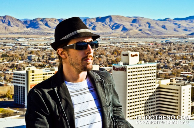 Matttress @ Silver Legacy Resort Casino Rooftop, Reno, NV 2011-11-25
