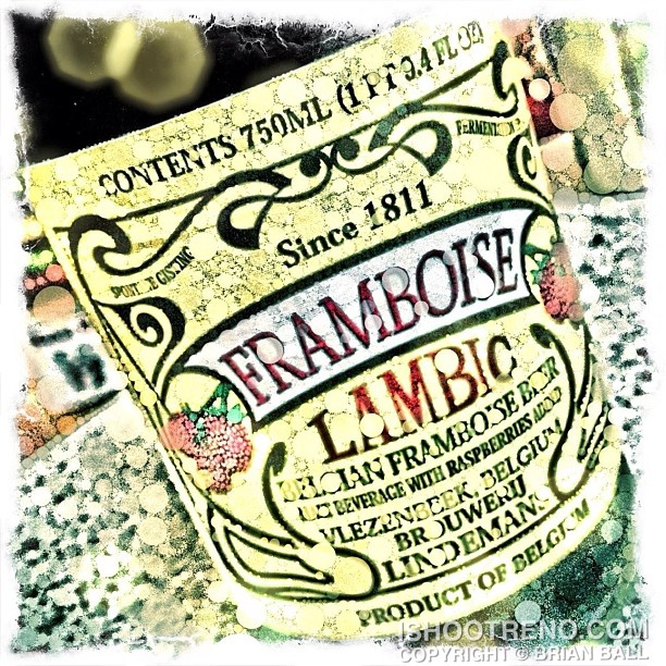 2012-01-13 Framboise Lambic 1 of 4