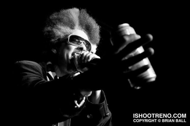Shock G, Digital Underground @ The Alley