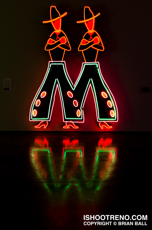 The Light Circus-Art of Nevada Neon Signs-Mapes Hotel